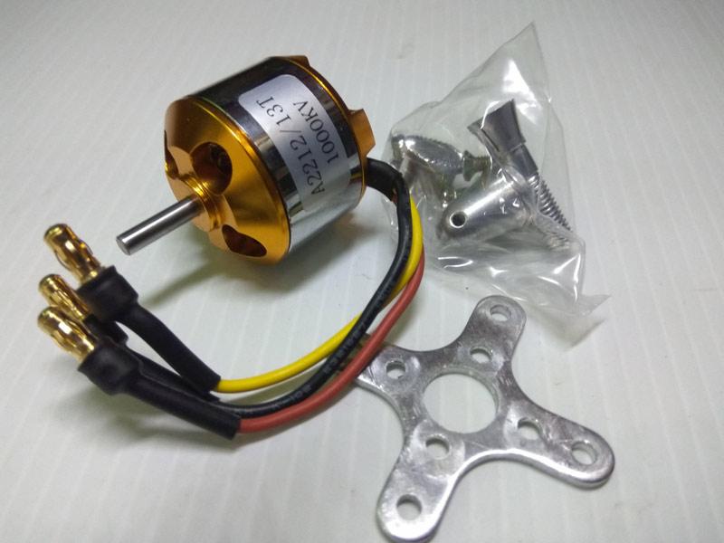 A2212 1000KV BLDC Motor