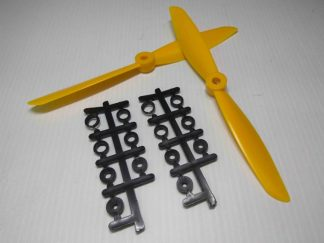 7045 CW CCW Propeller Yellow