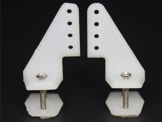 Control Horns with screws Pack of 10