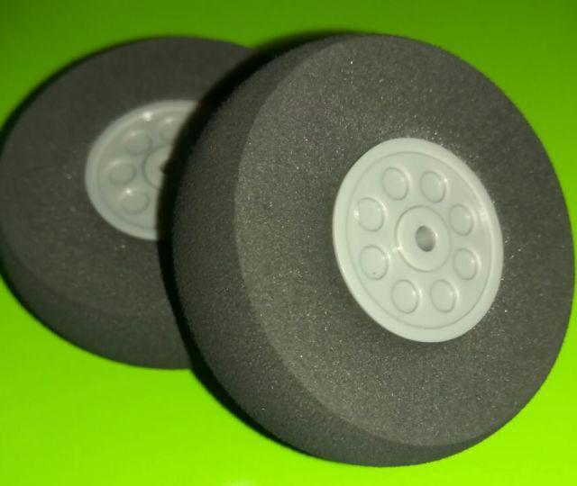 Foam Wheel 55mm