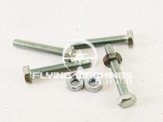 Flat Bottom Bolt-Nut
