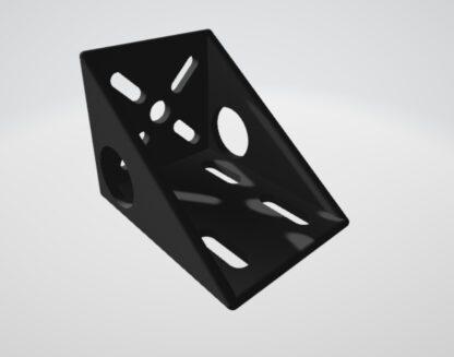 Universal 3D Printed Motor Mount